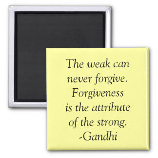 forgiveness quote magnet