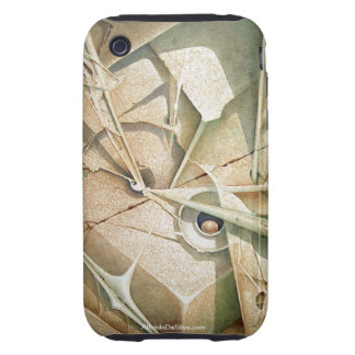 Formas en Ascenso Tough iPhone 3 Cover