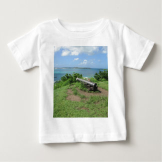 Fort Louis Cannon Baby T-Shirt