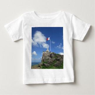 """Fort Louis Flag """"St. Maarten"""" Baby T-Shirt"""