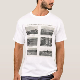 Fort Ross, California T-Shirt