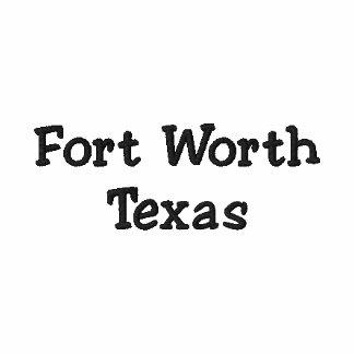 FORT WORTH TEXAS TX SHIRT !!! POLOS