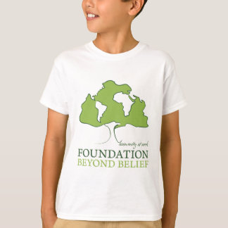 Foundation Beyond Belief logo T-Shirt