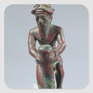 Foundation nail of Gudea, Prince of Lagash, from T Square Sticker
