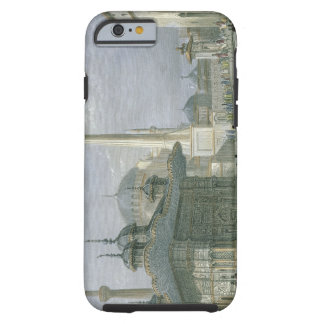 Fountain and Square of St. Sophia, Istanbul, engra Tough iPhone 6 Case