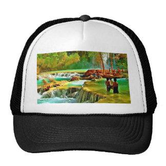 Fountain of cap