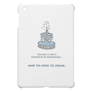 Fountain of Knowledge Case For The iPad Mini
