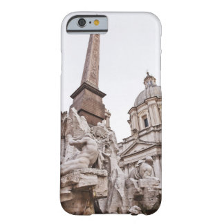 Fountain of the Four Rivers and Obelisk Barely There iPhone 6 Case