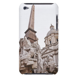 Fountain of the Four Rivers and Obelisk Case-Mate iPod Touch Case