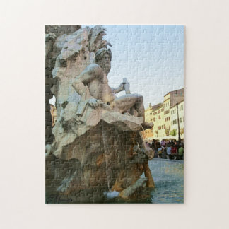 Fountain of the Four Rivers Jigsaw Puzzle