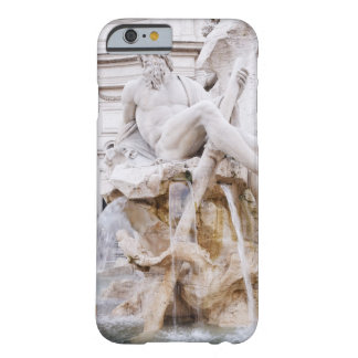 Fountain of the Four Rivers, Piazza Navona, Barely There iPhone 6 Case