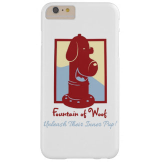 Fountain of Woof - iPhone 6+ Barely There Case