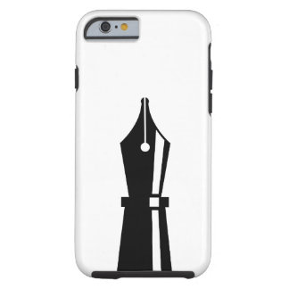 Fountain Pen Pictogram iPhone 6 Case