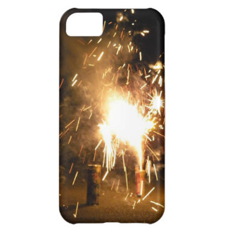 Fountain Sparks iPhone 5C Case