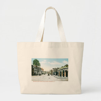 Fountain Street, Providence, Rhode Island Tote Bag