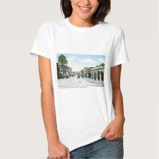 Fountain Street, Providence, Rhode Island Tee Shirt