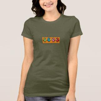 four birdie shirt