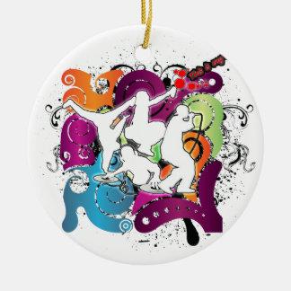 Four Elements 101 Christmas Ornament