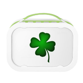 Four Leaf Clover Lunch Box