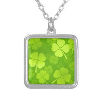 Four-Leaf Clover Pattern Jewelry
