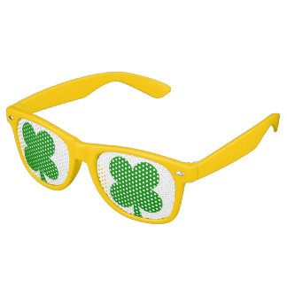 Four leaf clover sunglasses
