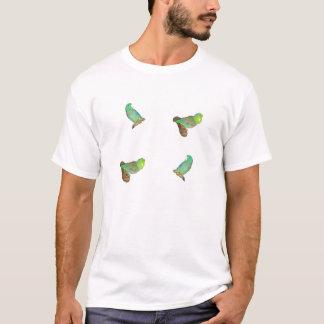 Four parrotlets T-Shirt