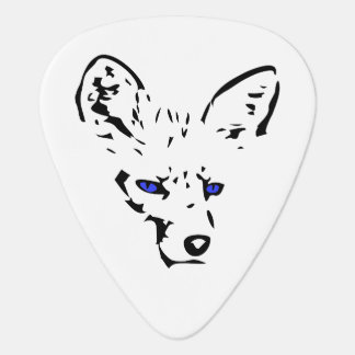 Fox Face Guitar Pick