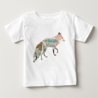 Fox Meadow Habitat Baby T-Shirt