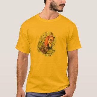 Fox (Original Artwork by Marlaina Mortati) T-Shirt