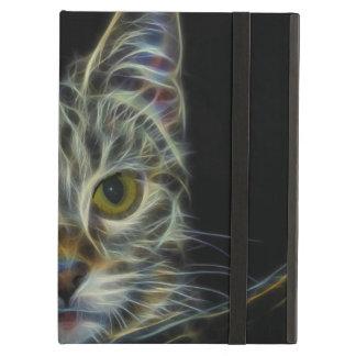 Fractal Cat iPad Air Cover