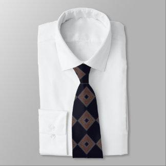 Fractal Diamond Tie