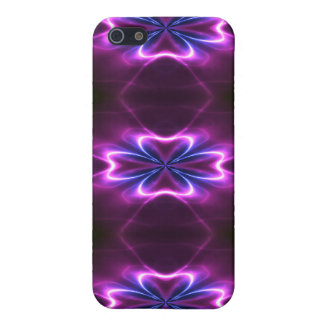 Fractal Flower A Glow Go Case For The iPhone 5