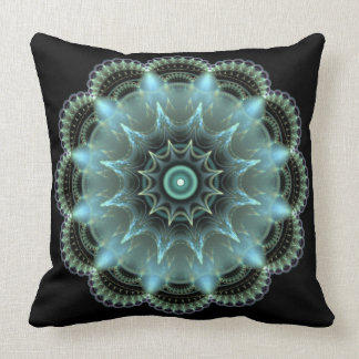 Fractal Mandala Cushion