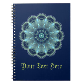 Fractal Mandala Notebook