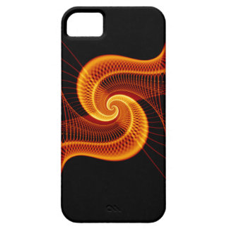 Fractal Snail iPhone 5 Cover