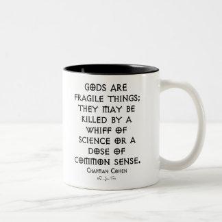 Fragile Gods Mugs