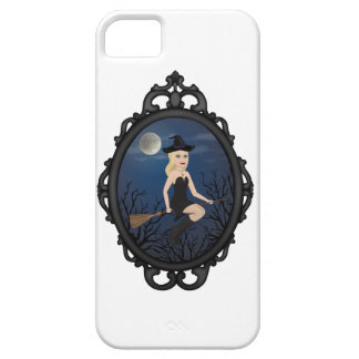 Framed Witch Barely There iPhone 5 Case
