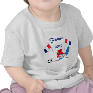 France 2010 t shirts