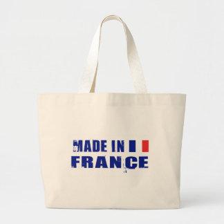 FRANCE CANVAS BAGS