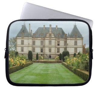 France, Burgundy, Cormatin, Chateau de Cormatin, Laptop Sleeve