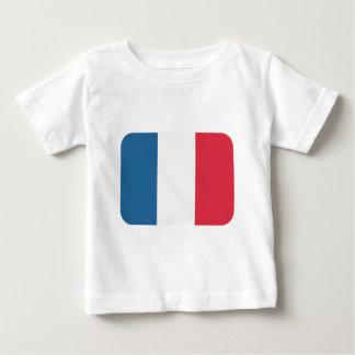 France Flag - Twitter emoji Baby T-Shirt