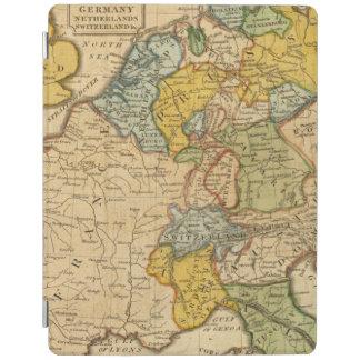 France, Germany, Netherlands, Switzerland iPad Cover