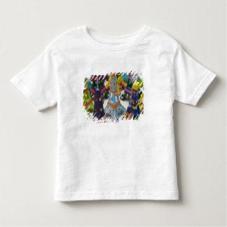 France, Paris, Miniature Eiffel Towers Toddler T-Shirt