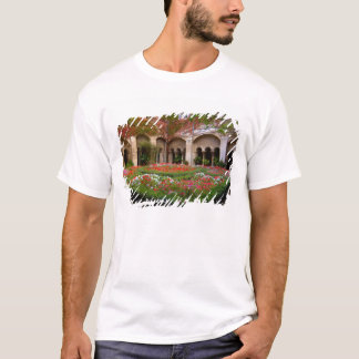 France, St. Remy de Provence, cloisters at 2 T-Shirt