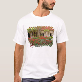 France, St. Remy de Provence, cloisters at 3 T-Shirt