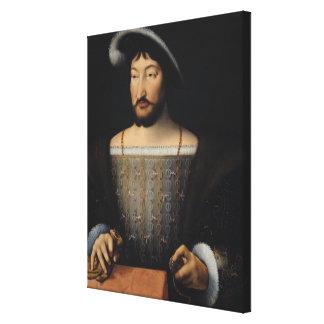 Francois I Canvas Print