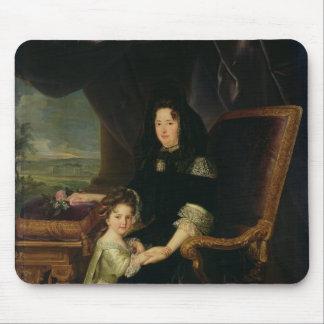 Francoise d'Aubigne Marquise of Maintenon Mouse Pad