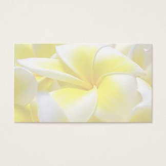 Frangipani / MacLaren wedding placecard