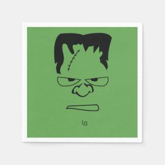 Frankenstein Napkins Paper Napkins