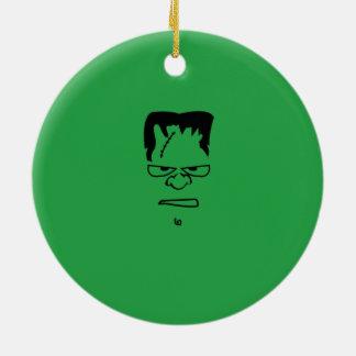 Frankenstein Ornament